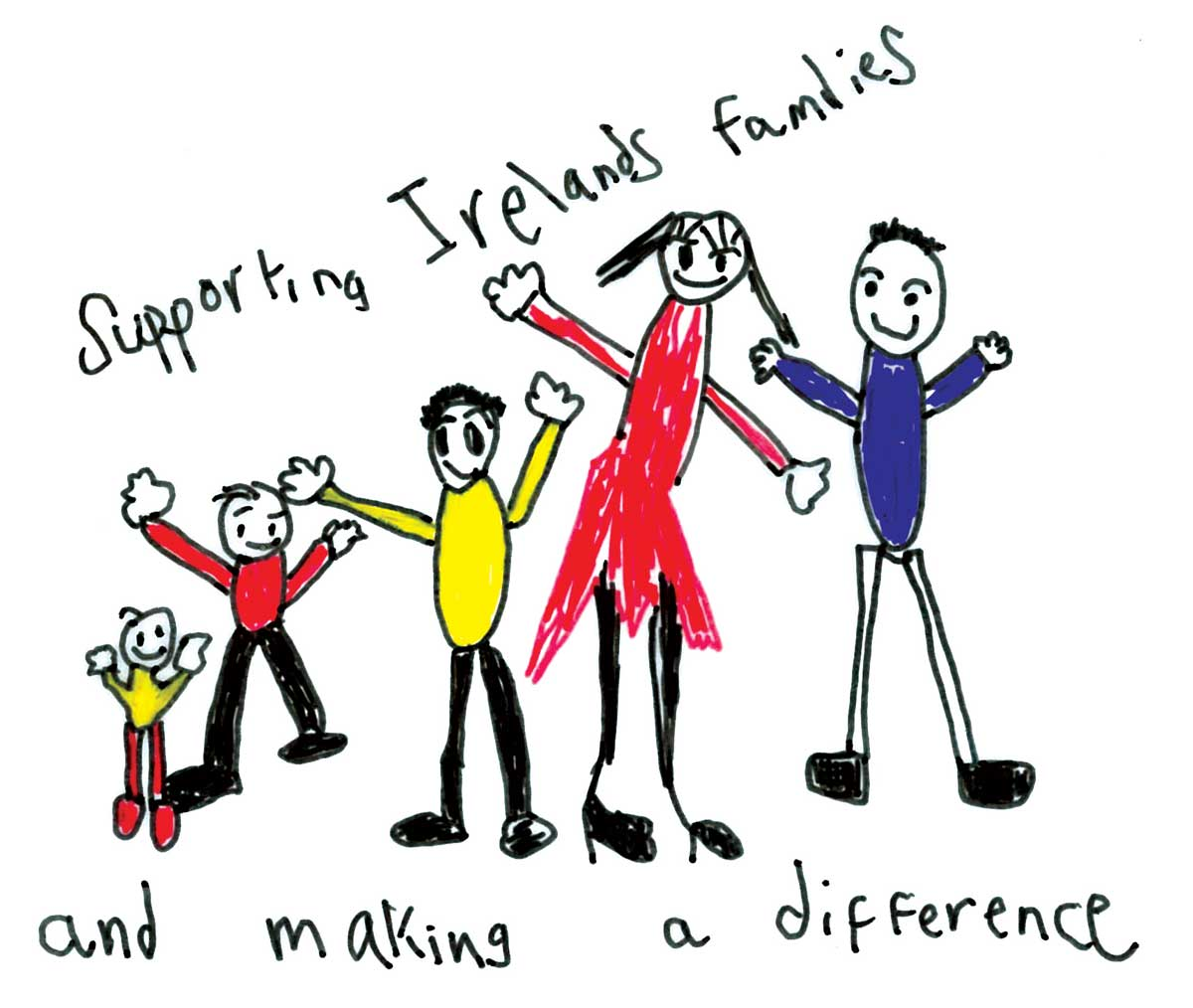 Sherpa KIds Ireland | Supporting Ireland's Families