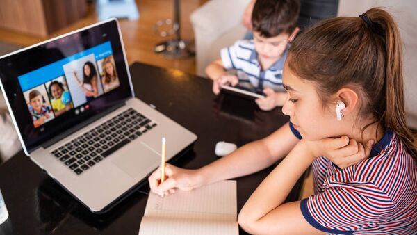 Impact of remote working for parents